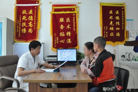 """【专家】""""想让异乡患者记住北京还有一位叫刘国江的医生""""---妙手仁心诠释医者本色 北京军海医院刘国江"""